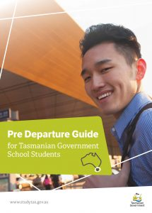 Predeparture guide for Tasmanian Government School Students
