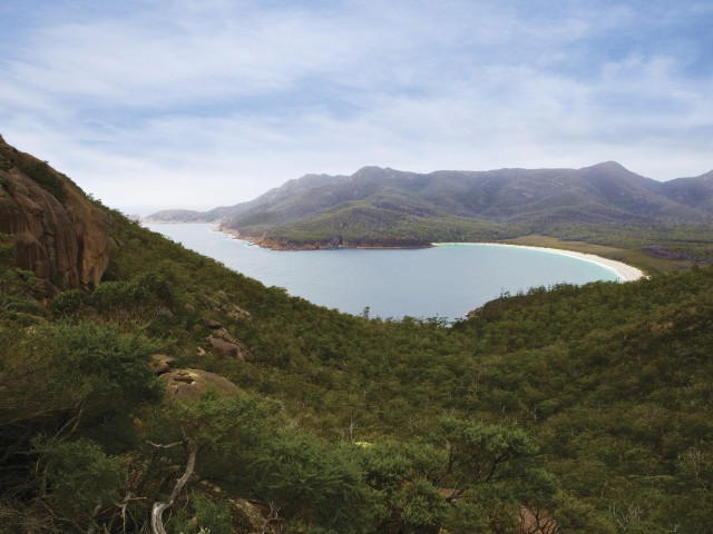 Wineglass Bay, Freycinet Peninsula