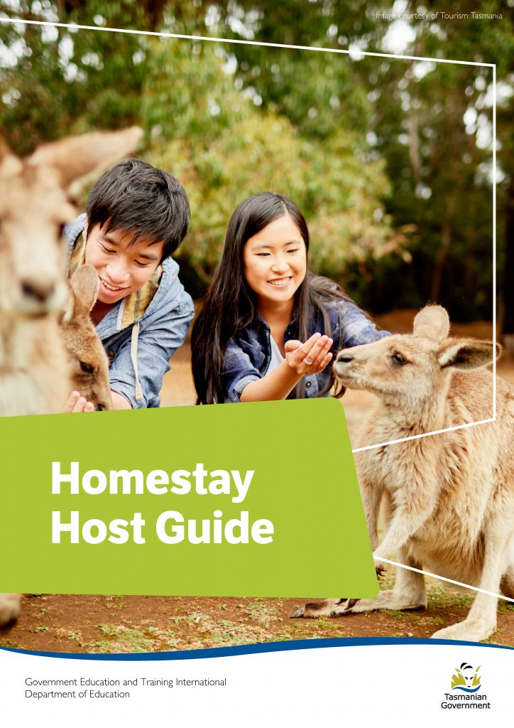Click here to Download the Homestay Host Guide PDF