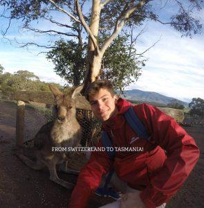 Video - from Switzerland to Tasmania