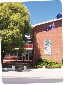 Devonport High School Exterior