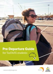 Predeparture guide for TasTAFE students