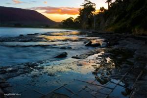 Tessellated Pavement Tasman Peninsula