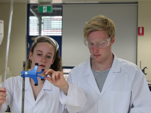 Science class 3